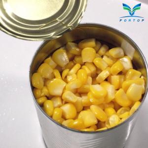China Canned Sweet Corn wholesale