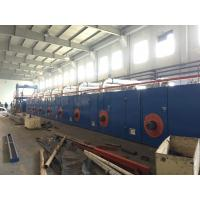 China Untwisting Textile Stenter Machine Full Set Automatic For Weaving Fabric wholesale