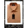 China Pure Cotton Solid Color Man Shirt wholesale