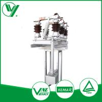 China Normally Type Substation Low Voltage Disconnect Switch Manual Mechanism 12KV wholesale