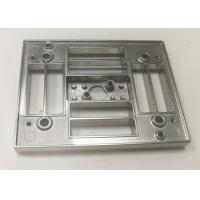 China Electroplating Zinc Alloy Die Casting Parts High Precision Long Lifespan wholesale