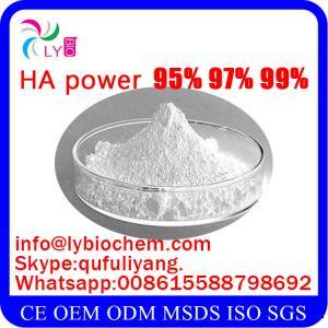 China Eye drop gradesodiumhyaluronateHA powder wholesale