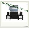Double Shaft hard materials Shredder Machine/Industrial Paper Pallet Shredder FOB China Manufactures