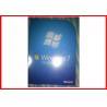 China Microsoft  32 bit full version Windows 7 Professional Retail Box DVD with 1 SATA Cable wholesale