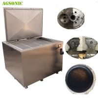 China Industrial Size Ultrasonic Cleaning Machine Sonicator Engine Cylinder Heads, Alloy Wheels wholesale