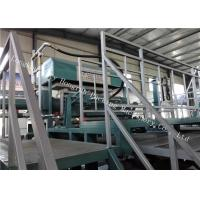 China Vacuum Forming Paper Pulp Moulding Machine , Paper Products Manufacturing Machines on sale