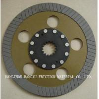 Buy cheap Paper Friction Plate from wholesalers