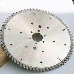 China SKS51 Plate Rip Saw Blade , Circular Saw Rip Blade G5 Teeth Shape Low Noise on sale