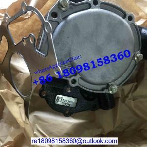 China 4854894 485-4894 307-9843 485-4895 Water Pump for CAT Caterpillar C4.4 c6.6 wholesale
