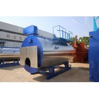 China WNS 2t/h 1.25Mpa Condensing Oil Gas Steam Boiler For Industrial application wholesale