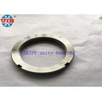 Buy cheap 55*65*12mm KM 16 Bearing Adapter Sleeves Locker With Lock Nut Lock Washer from wholesalers