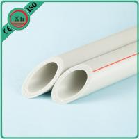 China Pressure PN25 PPR Aluminum Pipe , Heat Preservation Polypropylene Plastic Pipe wholesale