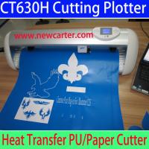 China 630 Vinyl Cutter Creation Cutting Plotter 24 Vinyl Sign Cutter Pcut CT630H Cutting Plotter wholesale