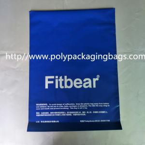 High Quality Clothing Courier Bag Quality Waterproof Plastic Destructive Sealing Bag Custom Embossed LOGO