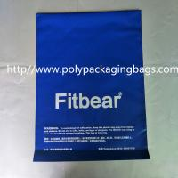 China High Quality Clothing Courier Bag Quality Waterproof Plastic Destructive Sealing Bag Custom Embossed LOGO wholesale