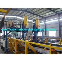 China Automatic submerged arc welding machine, H beam gantry welding machine with Lincoln on sale