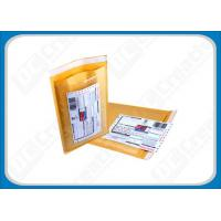 China Kraft Bubble Envelopes , Express Packaging Padded Envelopes With Pouch Bag wholesale