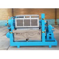 China Paper Egg Tray Making Machine Small Pulp Molding Equipment For Poultry Farm on sale