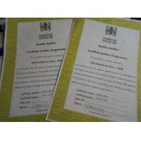 Everrise Accessories Limited Certifications
