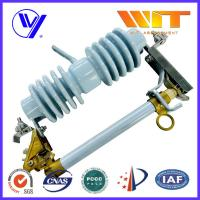 China 15 - 27KV Outdoor Porcelain Housed Fuse Cutout Switch High Voltage wholesale