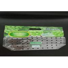 China Transparent Fruit Plastic Bag Zipper Packaging Food Grade For Vegetables wholesale