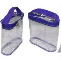 China 2014 PVC transparent packing bags on sale