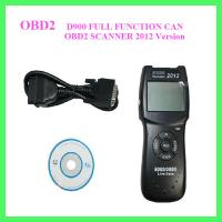 China D900 FULL FUNCTION CAN OBD2 SCANNER 2012 Version wholesale