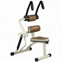 China Abdominal/Back Training Equipment with 6-section Adjustable Resistance wholesale
