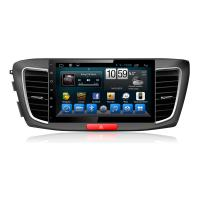 Honda Accord 2015 2016  car multimedia gps navigation System Android quad core DVD Manufactures