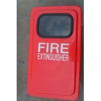 China CO2 Fire Extinguisher Cabinets , 690 X 390 X 260 mm Fire Hose Valve Cabinet wholesale