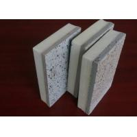 China Thermal Insulated External Wall Insulation Boards with Polyurethane / Phenolic Aldehyde Panel wholesale