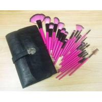 China Professional Makeup Brush Kit with Import Taklon Hair wholesale