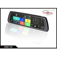 Buy cheap 9.9 Inch LCD DVR Mirror Monitor , Full Touch Android GPS FHD Car Camera from wholesalers