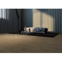 China 1215X197X8MM 8mm Laminate Wood Flooring AC3 E1 Density 810 Embossed Maple Color wholesale