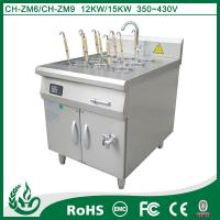 China Automatic high-performance induction pasta cooker cooker steamer pastas cooker wholesale
