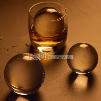 China 100% pefect round shape ball ice machine for cocktail wedding party 2880 pieces 24 hours wholesale