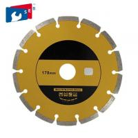 Quality Smooth Circular Saw Tile Blade , Dry Cut Diamond Blade Commonly Used Series for sale