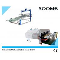 China Automatic Vibrator Stacker With Counter For Corrugated Cardboard Box wholesale