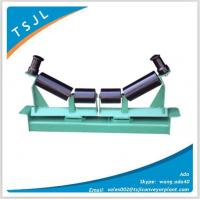 China Supply belt conveyor roller group, roller set, trough roller idlers on sale