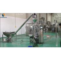 China UMEOPACK automatic vertical low cost small sachets plastic gusset bag instant coffee powder filling packing machine auger filler on sale