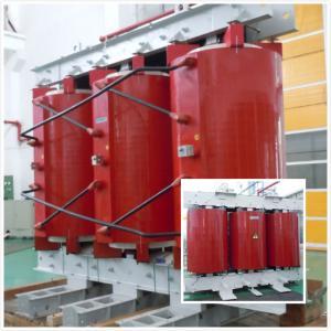 6.6 KV - 125 KVA Dry Type Transformer Low Noise Dry Type Cast Resin Transformer