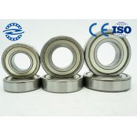 China Miniature Deep Groove Ball Bearings 6000 Series 6002 2ZR With Small Friction Resistance wholesale