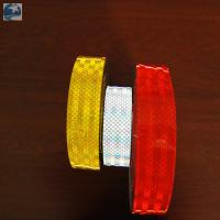 China High Visibility ECE 104 Reflective Tape On Vehicles Cars 3 Inch 4 Inch VCA Approval wholesale