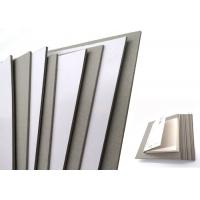 China Rigid Grey Back 3mm Duplex Paper Board Book Cover Gray Paperboard Recyclable wholesale