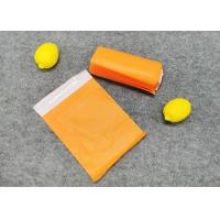 Custom Colorful Plastic Mailing Bags Small Size Polythene Mailing Envelopes