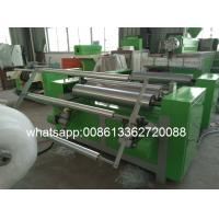 China Two Layers PE Air Bubble Film Machine Air Bubble Sheet Plant on sale