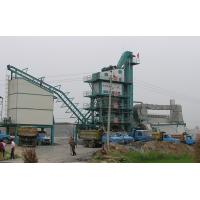 China Dynamic Measuring Accuracy≤1.0% Bitumen Mixing Plant With Stable Asphalt - Aggregate Ratio wholesale