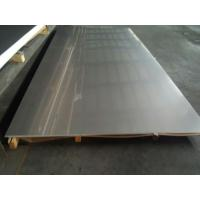 China Hairline Ferritic Cold Rolled Stainless Steel Sheet , Cold Rolled Plate Steel wholesale