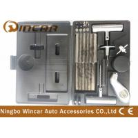 China Emergency Heavy Duty Car Tire Repair Kit , Car Tire Patch Kit With Digital Gauge wholesale