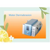 China Water Dermabrasion Oxygen Facial Diamond Microdermabrasion Machine For Skin Smooth / Shape Fine Lines wholesale